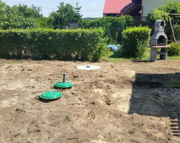 Oczyszczalnia w Hansuku